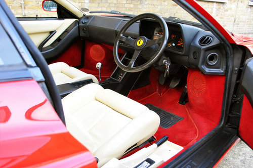 1990 Ferrari Testarossa, UK RHD, stunning original condition For Sale (picture 5 of 6)