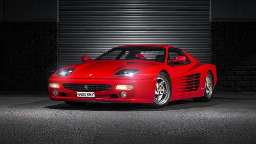 1995 Ferrari 512M For Sale (picture 1 of 6)