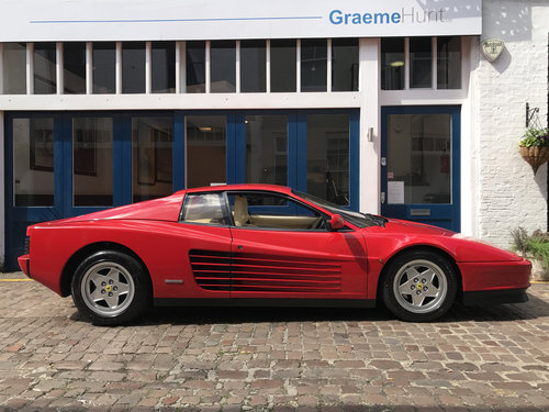 1991 Ferrari Testa Rossa - 25.500 miles only SOLD (picture 3 of 6)