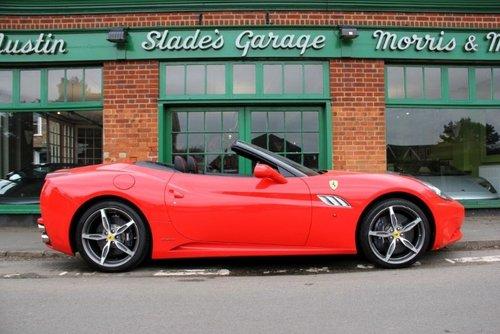 2012 Ferrari California 30  SOLD (picture 1 of 4)