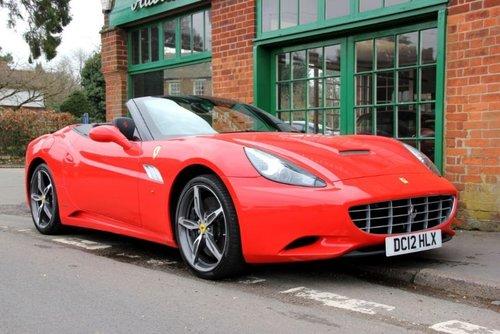 2012 Ferrari California 30  SOLD (picture 2 of 4)