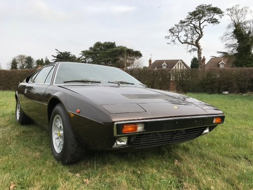 1975 Original Ferrai Dino GT4 LHD For Sale (picture 3 of 6)