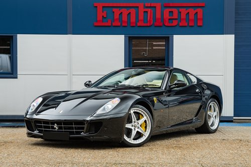 2007 (57) Ferrari 599 GTB with HGTE Pack For Sale (picture 1 of 6)