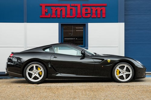 2007 (57) Ferrari 599 GTB with HGTE Pack SOLD (picture 2 of 6)