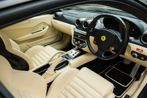 2007 (57) Ferrari 599 GTB with HGTE Pack SOLD (picture 3 of 6)