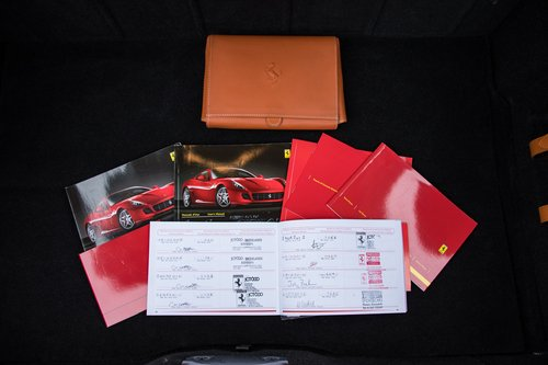 2007 (57) Ferrari 599 GTB with HGTE Pack For Sale (picture 6 of 6)