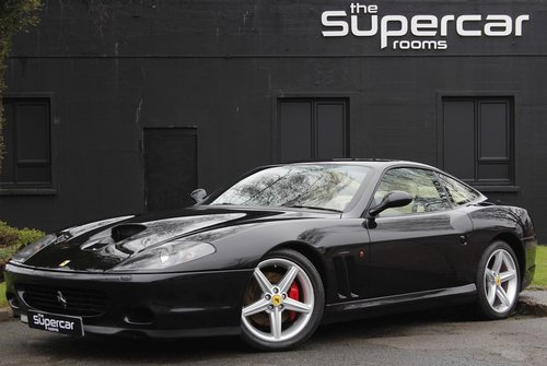 2002 Ferrari 575 Maranello - F1 - FHP - 29K Miles For Sale (picture 1 of 6)