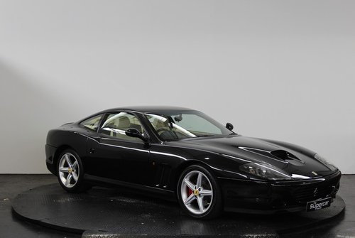 2002 Ferrari 575 Maranello - F1 - FHP - 29K Miles For Sale (picture 2 of 6)