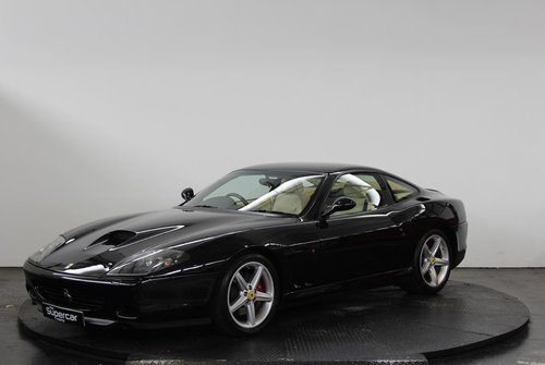 2002 Ferrari 575 Maranello - F1 - FHP - 29K Miles For Sale (picture 5 of 6)