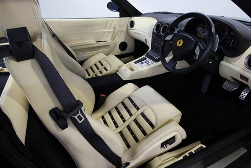 2002 Ferrari 575 Maranello - F1 - FHP - 29K Miles For Sale (picture 6 of 6)