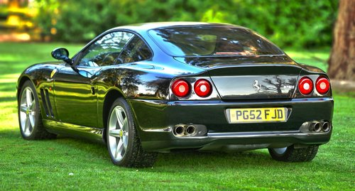 2003 Ferrari 575M Maranello F1 'Fiorano' (LHD) For Sale (picture 2 of 6)