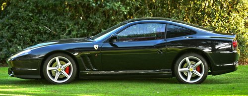 2003 Ferrari 575M Maranello F1 'Fiorano' (LHD) For Sale (picture 3 of 6)