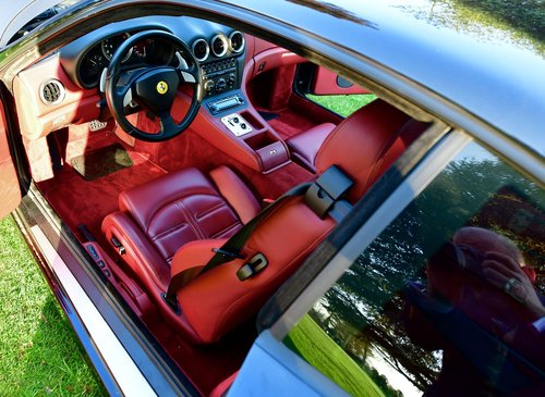 2003 Ferrari 575M Maranello F1 'Fiorano' (LHD) For Sale (picture 4 of 6)