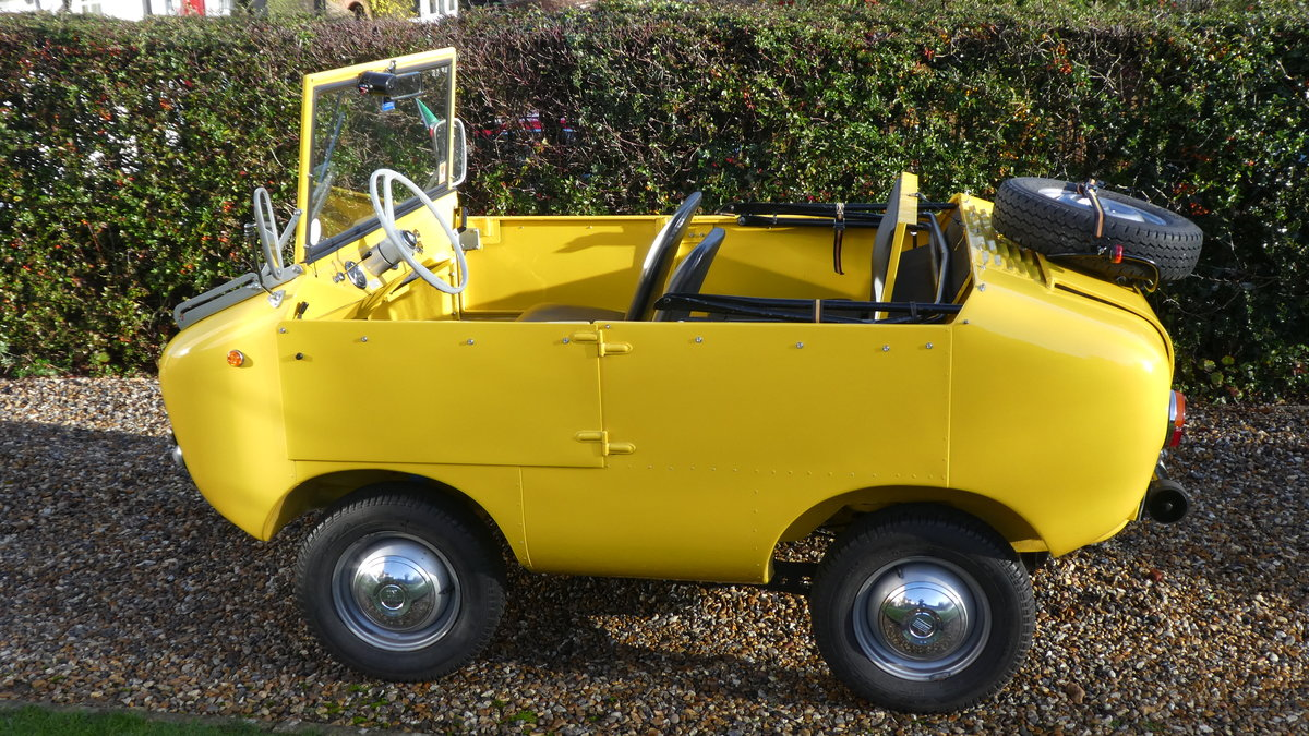 1967 FERVES RANGER For Sale (picture 1 of 6)