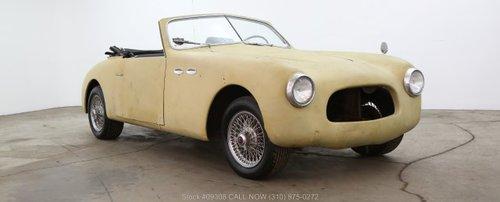 1950 Fiat 1500E  For Sale (picture 1 of 6)