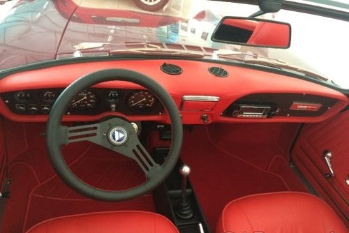 1971 Fiat 850 Spider For Sale (picture 4 of 5)