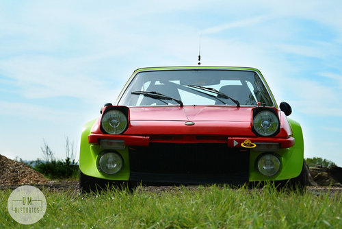 1974 Fiat X1/9 Group 4 Rally Coupe For Sale (picture 2 of 6)