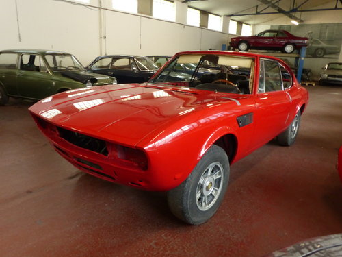 1972 very nice Fiat Dino 2400 Coupe, cancelled restoration For Sale (picture 1 of 6)