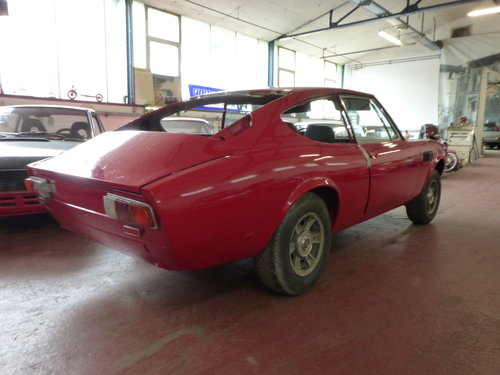 1972 very nice Fiat Dino 2400 Coupe, cancelled restoration For Sale (picture 2 of 6)