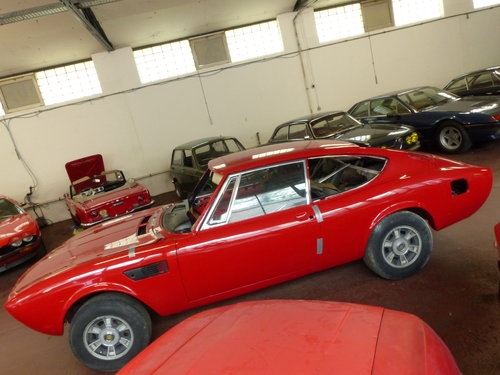 1972 very nice Fiat Dino 2400 Coupe, cancelled restoration For Sale (picture 3 of 6)