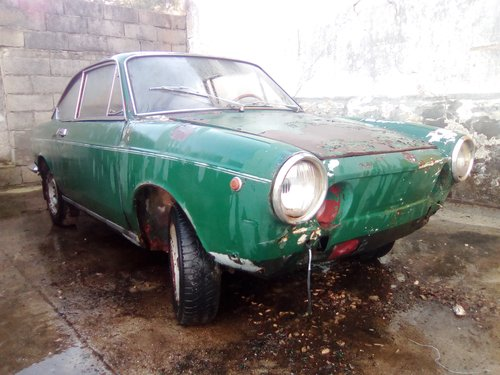 Fiat 850  Coupe SOLD (picture 1 of 1)