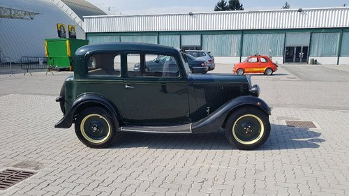 1935 conserved fiat Balilla For Sale (picture 6 of 6)
