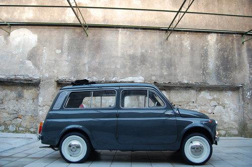 1966 Fiat 500 Giardiniera SOLD (picture 1 of 6)