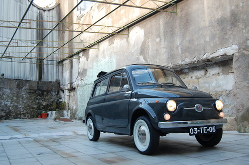1966 Fiat 500 Giardiniera SOLD (picture 2 of 6)