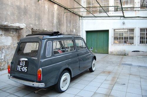 1966 Fiat 500 Giardiniera SOLD (picture 3 of 6)