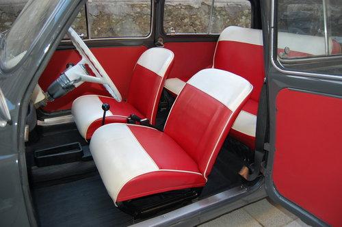 1966 Fiat 500 Giardiniera SOLD (picture 4 of 6)