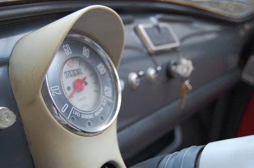 1966 Fiat 500 Giardiniera SOLD (picture 6 of 6)