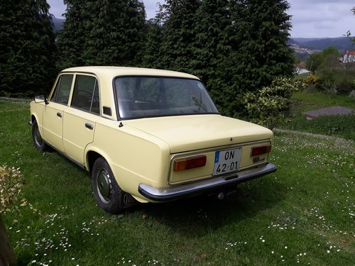 1974 Fiat 124 1600 Special T For Sale (picture 2 of 6)