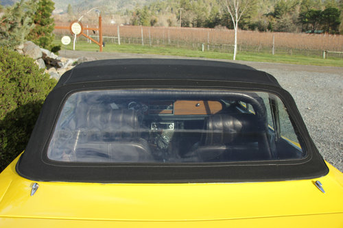 1971 Fiat 124 Spider For Sale (picture 4 of 6)