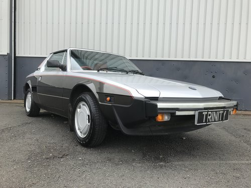 1984 Fiat X1/9 Bertone - mega low miles and one familyj from new For Sale (picture 3 of 6)
