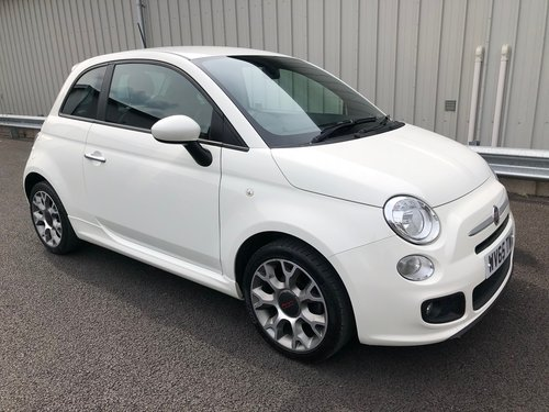 2015 65 FIAT 500 1.2 S 3D 69 BHP SOLD (picture 1 of 6)