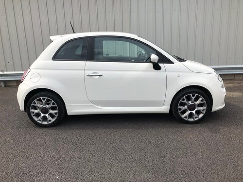 2015 65 FIAT 500 1.2 S 3D 69 BHP SOLD (picture 2 of 6)