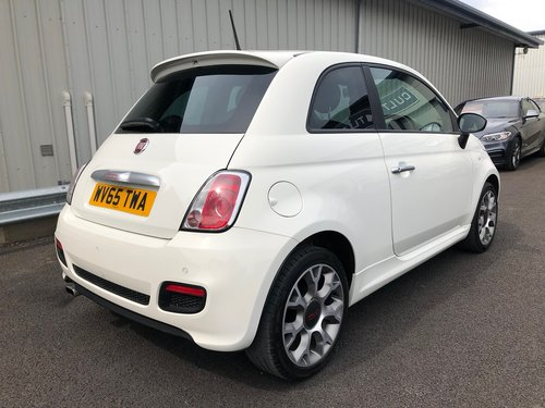 2015 65 FIAT 500 1.2 S 3D 69 BHP SOLD (picture 3 of 6)