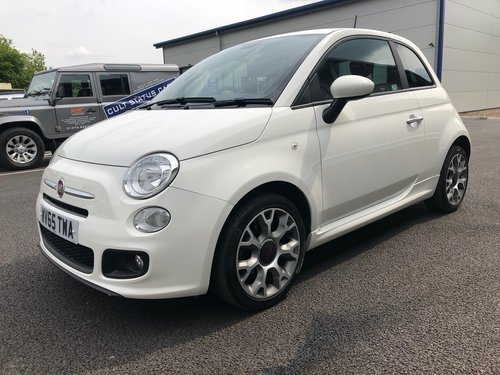 2015 65 FIAT 500 1.2 S 3D 69 BHP SOLD (picture 5 of 6)