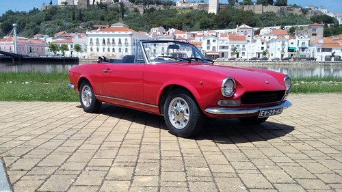 1972 Fiat 124 Spider In great condition For Sale (picture 3 of 6)