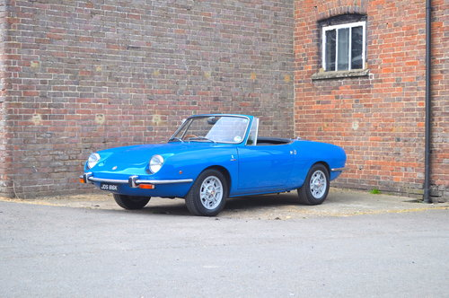 1972 Fiat 850 Spider Sport For Sale (picture 1 of 6)