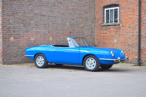1972 Fiat 850 Spider Sport For Sale (picture 2 of 6)