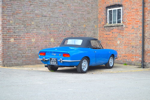 1972 Fiat 850 Spider Sport For Sale (picture 3 of 6)