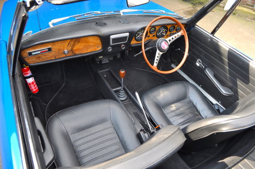 1972 Fiat 850 Spider Sport For Sale (picture 4 of 6)