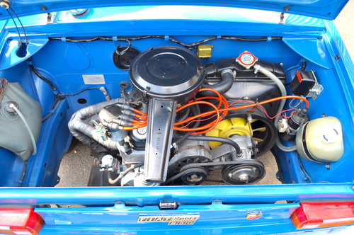 1972 Fiat 850 Spider Sport For Sale (picture 5 of 6)