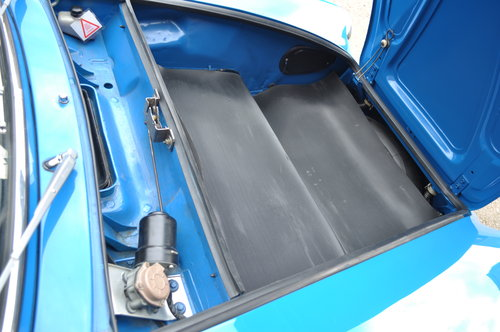 1972 Fiat 850 Spider Sport For Sale (picture 6 of 6)