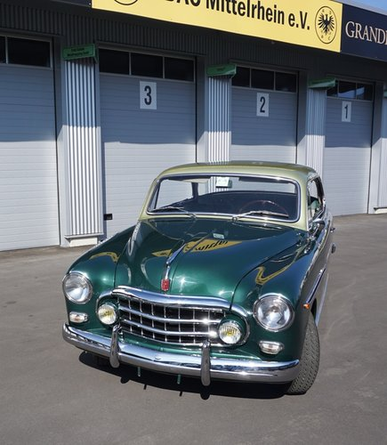 1953 Mr. Colussis Fiat 1900 GranVu , trade in possible For Sale (picture 2 of 6)