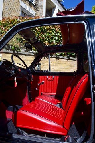 1969 Fiat 500L Rare Colour Combo For Sale (picture 4 of 6)