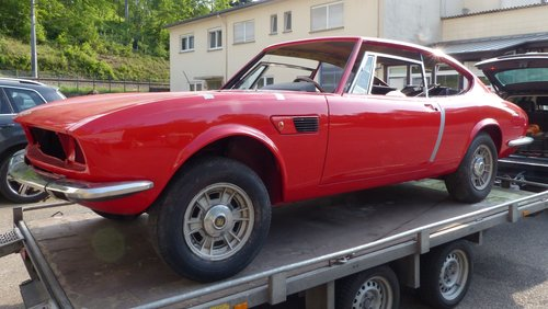 1970 Fiat Dino Coupé 2400 project-car, engine overhauled For Sale (picture 1 of 6)