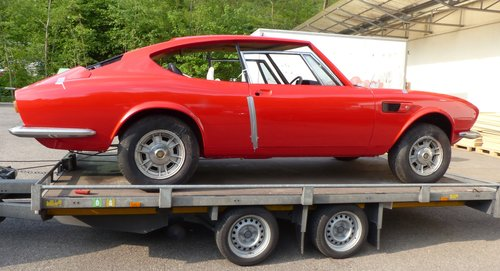 1970 Fiat Dino Coupé 2400 project-car, engine overhauled For Sale (picture 4 of 6)