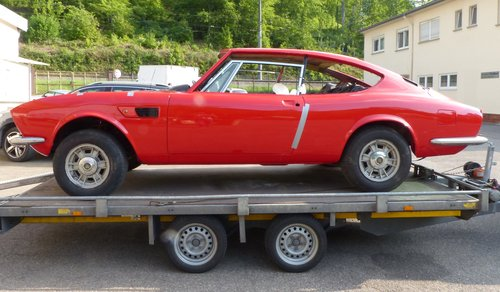 1970 Fiat Dino Coupé 2400 project-car, engine overhauled For Sale (picture 5 of 6)